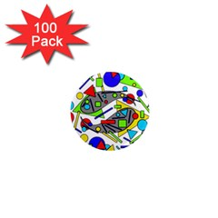 Find it 1  Mini Magnets (100 pack)