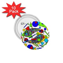 Find it 1.75  Buttons (10 pack)