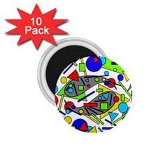 Find it 1.75  Magnets (10 pack)