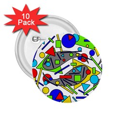 Find it 2.25  Buttons (10 pack)