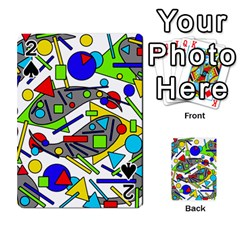 Find it Playing Cards 54 Designs