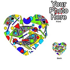 Find it Playing Cards 54 (Heart)
