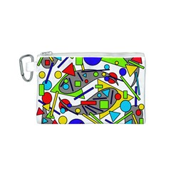Find it Canvas Cosmetic Bag (S)
