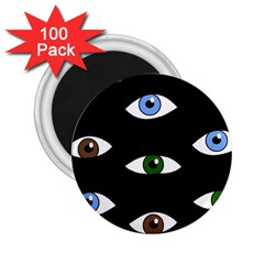 Look at me 2.25  Magnets (100 pack)