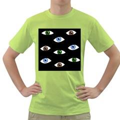 Look at me Green T-Shirt