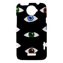 Look at me HTC One X Hardshell Case