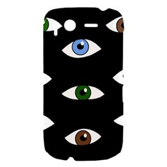 Look at me HTC Desire S Hardshell Case