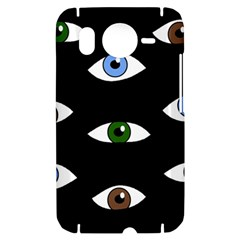 Look at me HTC Desire HD Hardshell Case