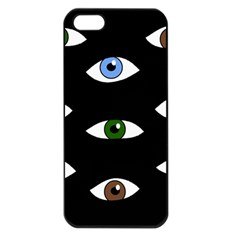 Look at me Apple iPhone 5 Seamless Case (Black)