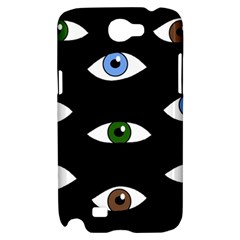 Look at me Samsung Galaxy Note 2 Hardshell Case