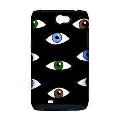 Look at me Samsung Galaxy Note 2 Hardshell Case (PC+Silicone)