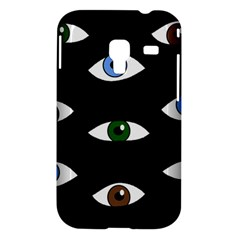 Look at me Samsung Galaxy Ace Plus S7500 Hardshell Case