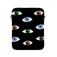 Look at me Apple iPad 2/3/4 Protective Soft Cases