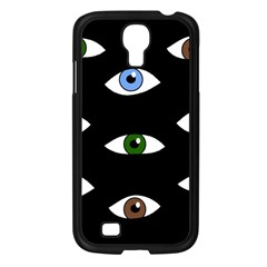 Look at me Samsung Galaxy S4 I9500/ I9505 Case (Black)
