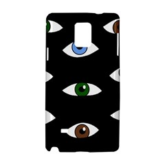 Look at me Samsung Galaxy Note 4 Hardshell Case