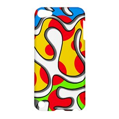 Colorful graffiti Apple iPod Touch 5 Hardshell Case