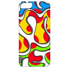 Colorful graffiti Apple iPhone 5 Classic Hardshell Case