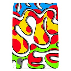Colorful graffiti Flap Covers (S)