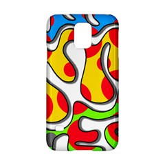 Colorful graffiti Samsung Galaxy S5 Hardshell Case