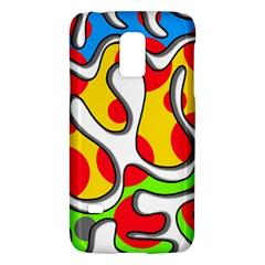 Colorful graffiti Galaxy S5 Mini