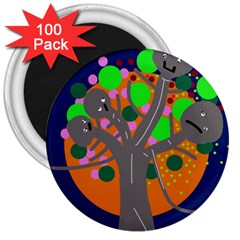 Daydream 3  Magnets (100 pack)