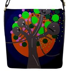Daydream Flap Messenger Bag (S)