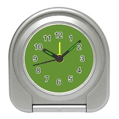 Wasabi Colour Travel Alarm Clocks