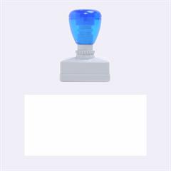 Royal Blue Colour Rubber Stamps (Medium)
