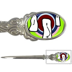 Disco Letter Openers