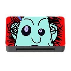Caveman Memory Card Reader with CF