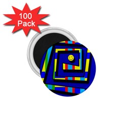 Maze 1.75  Magnets (100 pack)