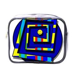 Maze Mini Toiletries Bags