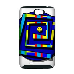 Maze Samsung Galaxy Note 2 Hardshell Case (PC+Silicone)