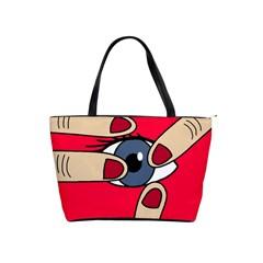 Poke in the eye Shoulder Handbags