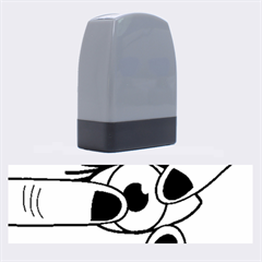 Poke In The Eye Name Stamps