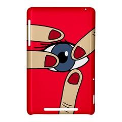 Poke in the eye Nexus 7 (2012)