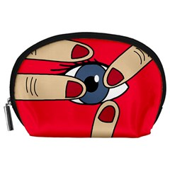 Poke in the eye Accessory Pouches (Large)