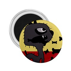 Angry little dog 2.25  Magnets