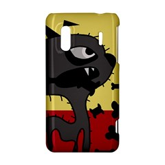 Angry little dog HTC Evo Design 4G/ Hero S Hardshell Case