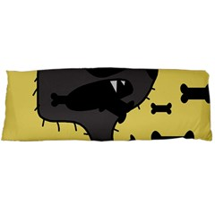Angry little dog Body Pillow Case Dakimakura (Two Sides)