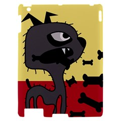 Angry little dog Apple iPad 2 Hardshell Case
