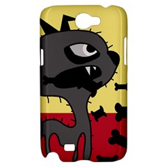 Angry little dog Samsung Galaxy Note 2 Hardshell Case