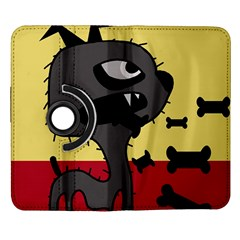 Angry little dog Samsung Galaxy Note II Flip 360 Case