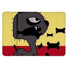 Angry little dog Samsung Galaxy Tab 8.9  P7300 Flip Case