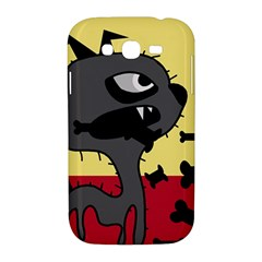 Angry little dog Samsung Galaxy Grand DUOS I9082 Hardshell Case
