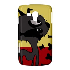 Angry little dog Samsung Galaxy Duos I8262 Hardshell Case