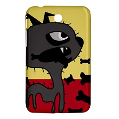 Angry little dog Samsung Galaxy Tab 3 (7 ) P3200 Hardshell Case