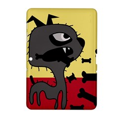 Angry little dog Samsung Galaxy Tab 2 (10.1 ) P5100 Hardshell Case