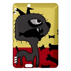 Angry little dog Kindle Fire HDX Hardshell Case
