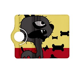 Angry little dog Kindle Fire HD (2013) Flip 360 Case